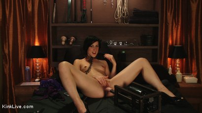 Photo number 8 from Dylan: Live and Uncensored shot for Kink Live on Kink.com. Featuring Dylan Ryan in hardcore BDSM & Fetish porn.