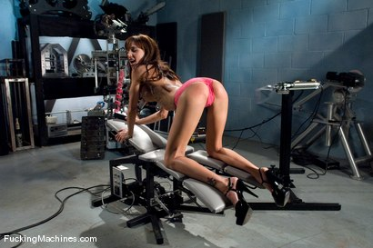 Photo number 2 from From The FM Archive  - GIA DiMARCO'S FIRST EVER PORN! shot for Fucking Machines on Kink.com. Featuring Gia DiMarco in hardcore BDSM & Fetish porn.
