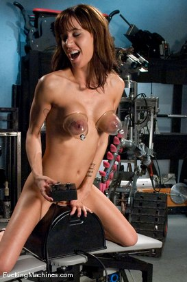 Photo number 11 from From The FM Archive  - GIA DiMARCO'S FIRST EVER PORN! shot for Fucking Machines on Kink.com. Featuring Gia DiMarco in hardcore BDSM & Fetish porn.