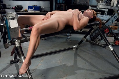 Photo number 2 from AMATEUR GIRL FRIDAYS <br> Danika Lamb shot for Fucking Machines on Kink.com. Featuring Danika Lamb in hardcore BDSM & Fetish porn.