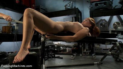 Photo number 10 from AMATEUR GIRL FRIDAYS <br> Danika Lamb shot for Fucking Machines on Kink.com. Featuring Danika Lamb in hardcore BDSM & Fetish porn.