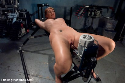 Photo number 5 from AMATEUR GIRL FRIDAYS <br> Danika Lamb shot for Fucking Machines on Kink.com. Featuring Danika Lamb in hardcore BDSM & Fetish porn.