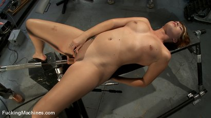 Photo number 11 from AMATEUR GIRL FRIDAYS <br> Danika Lamb shot for Fucking Machines on Kink.com. Featuring Danika Lamb in hardcore BDSM & Fetish porn.