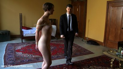 Photo number 8 from Shevon's Arrival shot for The Upper Floor on Kink.com. Featuring Sarah Shevon and Skylar Price in hardcore BDSM & Fetish porn.