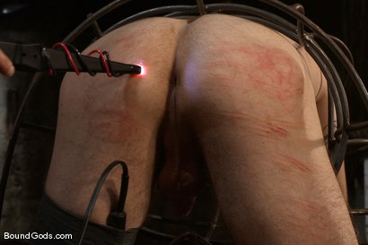 Photo number 11 from The Offering shot for Bound Gods on Kink.com. Featuring Nick Moretti and Dylan Deap in hardcore BDSM & Fetish porn.