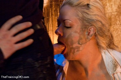 Photo number 5 from The Training of Holly Heart Day One shot for thetrainingofo on Kink.com. Featuring Holly Heart and Maestro in hardcore BDSM & Fetish porn.