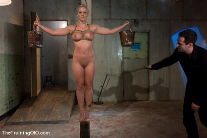 Photo number 6 from The Training of Holly Heart, Day Three shot for The Training Of O on Kink.com. Featuring Holly Heart, Maestro and Curt Wooster in hardcore BDSM & Fetish porn.