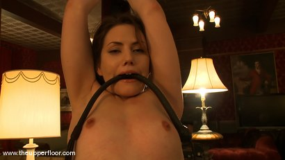 Photo number 7 from Service Sessions: Shevon's Trials shot for The Upper Floor on Kink.com. Featuring Sarah Shevon in hardcore BDSM & Fetish porn.