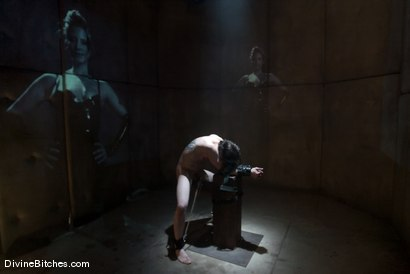 Photo number 11 from FEMDOM 2.0 shot for Divine Bitches on Kink.com. Featuring Maitresse Madeline Marlowe  and Kade in hardcore BDSM & Fetish porn.