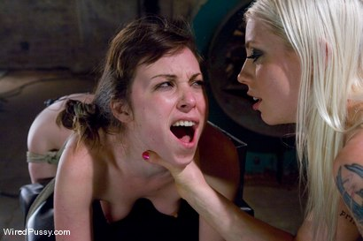 Photo number 11 from Seda shot for Wired Pussy on Kink.com. Featuring Seda and Lorelei Lee in hardcore BDSM & Fetish porn.