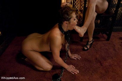 Photo number 5 from Mia Lelani: Dirty Whore shot for Whipped Ass on Kink.com. Featuring Isis Love and Mia Lelani in hardcore BDSM & Fetish porn.