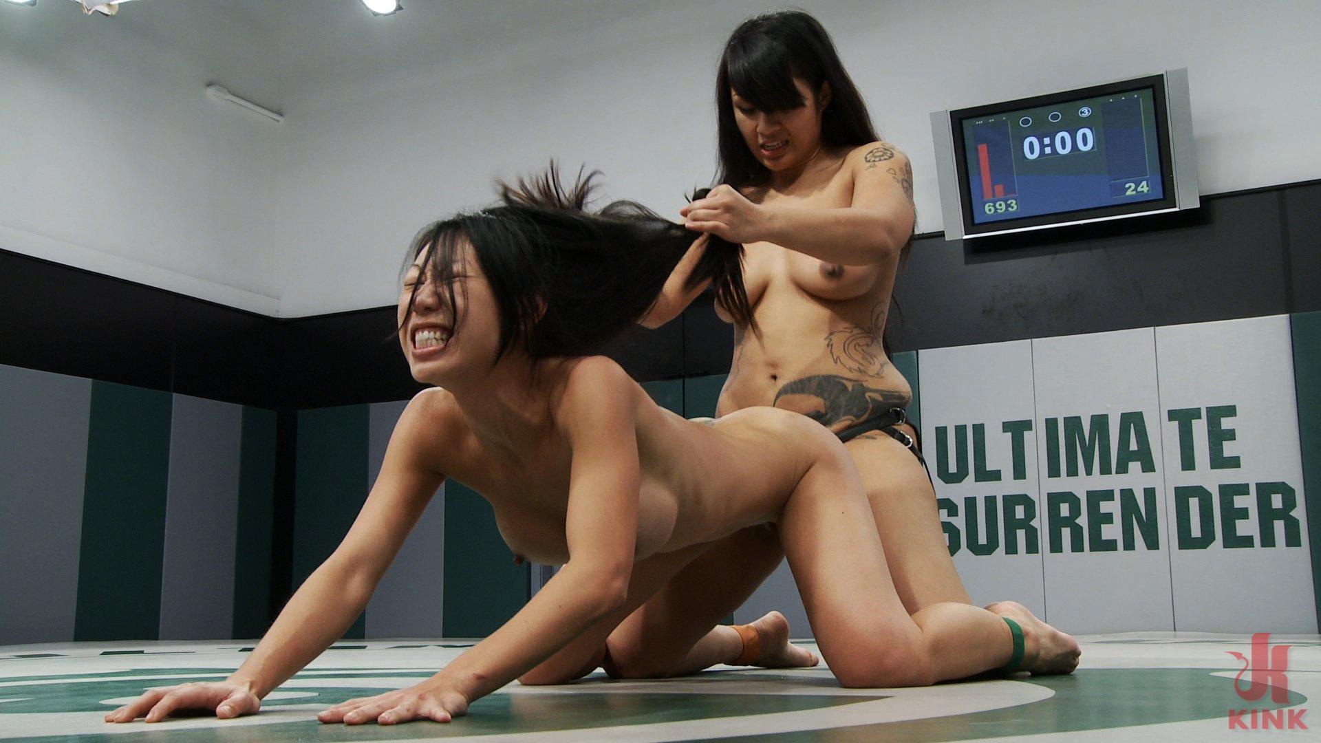 Ultimate surrender asian
