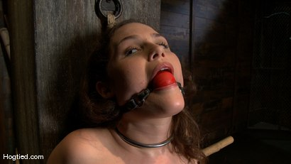 Photo number 3 from Charlotte submits to the bamboo... shot for Hogtied on Kink.com. Featuring John Henry and Charlotte Vale in hardcore BDSM & Fetish porn.