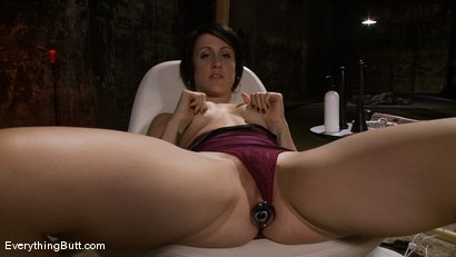 Photo number 2 from Anal Audition: Dylan's Honeycomb Attempt shot for Everything Butt on Kink.com. Featuring Dylan Ryan in hardcore BDSM & Fetish porn.