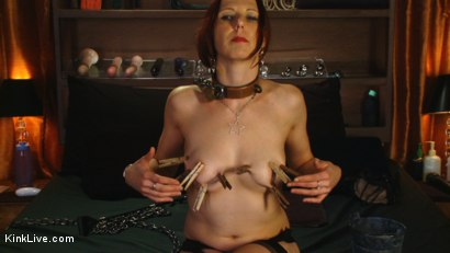 Photo number 1 from Sexy Sasha Lexing is Wet for You! shot for Kink Live on Kink.com. Featuring Sasha Lexing in hardcore BDSM & Fetish porn.