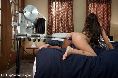 Photo number 7 from Yurizan Beltran <br> boobs and more boobs shot for Fucking Machines on Kink.com. Featuring Yurizan Beltran in hardcore BDSM & Fetish porn.