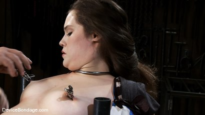 Photo number 4 from Charlotte Vale<br>As honest and real as a girl gets.  shot for Device Bondage on Kink.com. Featuring Charlotte Vale in hardcore BDSM & Fetish porn.