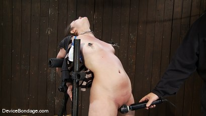 Photo number 5 from Charlotte Vale<br>As honest and real as a girl gets.  shot for Device Bondage on Kink.com. Featuring Charlotte Vale in hardcore BDSM & Fetish porn.