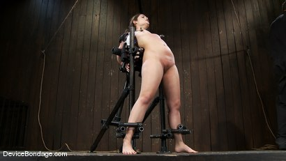 Photo number 6 from Charlotte Vale<br>As honest and real as a girl gets.  shot for Device Bondage on Kink.com. Featuring Charlotte Vale in hardcore BDSM & Fetish porn.