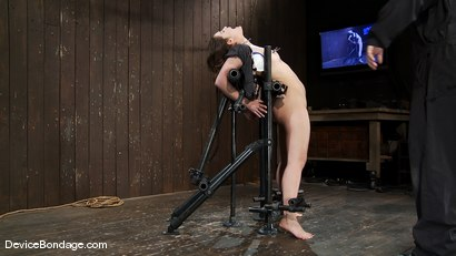 Photo number 3 from Charlotte Vale<br>As honest and real as a girl gets.  shot for Device Bondage on Kink.com. Featuring Charlotte Vale in hardcore BDSM & Fetish porn.