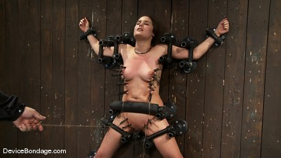 Photo number 7 from Charlotte Vale<br>Just hanging around, orgasmed into subspace hard! shot for Device Bondage on Kink.com. Featuring Charlotte Vale in hardcore BDSM & Fetish porn.