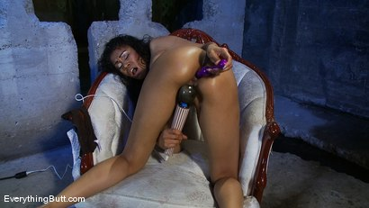 Photo number 11 from Anal Audition: Yasmine de Leon shot for Everything Butt on Kink.com. Featuring Yasmine de Leon in hardcore BDSM & Fetish porn.