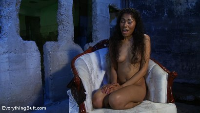 Photo number 13 from Anal Audition: Yasmine de Leon shot for Everything Butt on Kink.com. Featuring Yasmine de Leon in hardcore BDSM & Fetish porn.