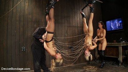 Photo number 10 from Tara Lynn Fox, Mellanie Monroe, and Isis Love<br> Part 4 of 4 of the December Live Show shot for Device Bondage on Kink.com. Featuring Isis Love, Mellanie Monroe and Tara Lynn Foxx in hardcore BDSM & Fetish porn.