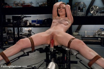 Photo number 8 from AMATEUR GIRL FRIDAYS <br> Seda shot for Fucking Machines on Kink.com. Featuring Seda in hardcore BDSM & Fetish porn.