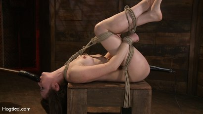 Photo number 14 from Amateur Casting Couch: Seda, A Fucking Porn Star is Born! shot for Hogtied on Kink.com. Featuring Seda in hardcore BDSM & Fetish porn.