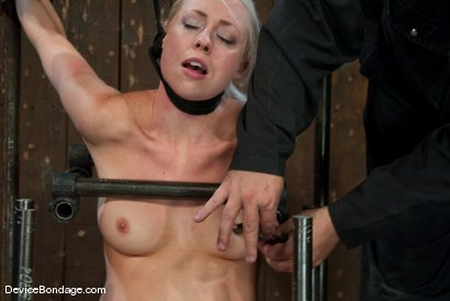 Photo number 14 from Lorelei Lee  Strappado, Bowling Ball, Sybian, Orgasms, not in that order.. shot for Device Bondage on Kink.com. Featuring Lorelei Lee in hardcore BDSM & Fetish porn.