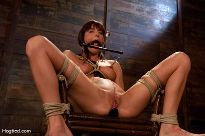 Photo number 6 from Gia DeMarco Holy Fuck! shot for Hogtied on Kink.com. Featuring Gia DiMarco in hardcore BDSM & Fetish porn.