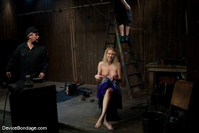 Photo number 2 from Rain DeGrey<br>Orgasmal Carnage shot for Device Bondage on Kink.com. Featuring Rain DeGrey in hardcore BDSM & Fetish porn.