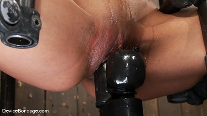 Photo number 10 from Tia Ling<br> Can orgasms be a form of torture?<br>Short answer is YES! shot for Device Bondage on Kink.com. Featuring Tia Ling in hardcore BDSM & Fetish porn.