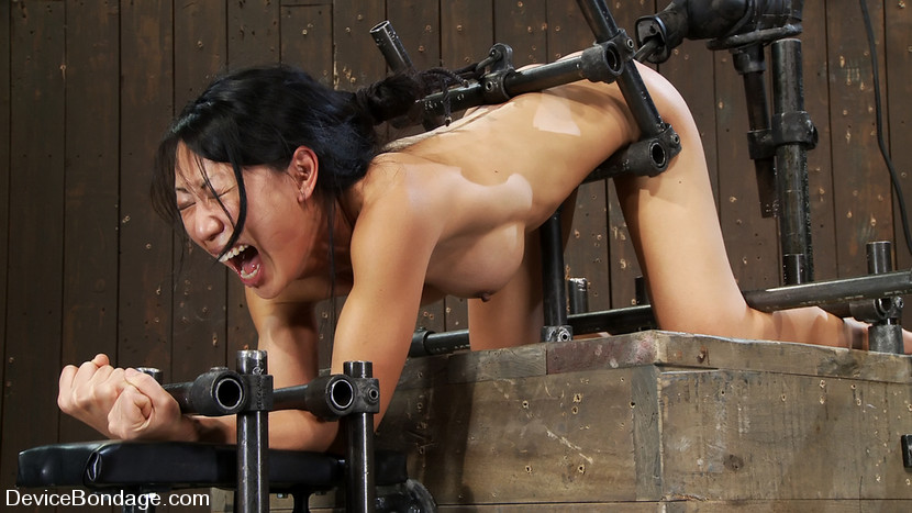 Fuck Machine Bondage Orgasm