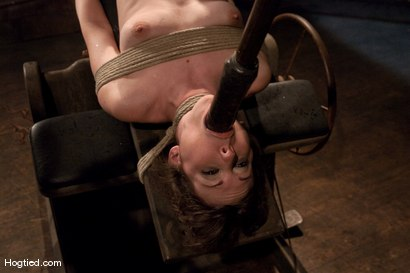 Photo number 10 from Seda shot for Hogtied on Kink.com. Featuring Seda in hardcore BDSM & Fetish porn.