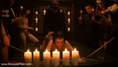 Photo number 10 from Ritual of Passage shot for The Upper Floor on Kink.com. Featuring Cherry Torn and Sarah Shevon in hardcore BDSM & Fetish porn.