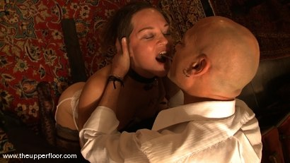 Photo number 2 from Stefanos hosts Sunday Brunch shot for The Upper Floor on Kink.com. Featuring Cherry Torn and Sarah Shevon in hardcore BDSM & Fetish porn.