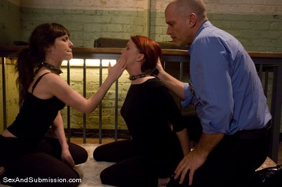 Photo number 4 from Breaking and Entering shot for Sex And Submission on Kink.com. Featuring Seda, Mark Davis and Lilla Katt in hardcore BDSM & Fetish porn.