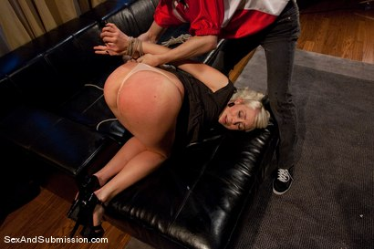 Photo number 2 from Hooker and Wife Punishment shot for Sex And Submission on Kink.com. Featuring Lorelei Lee, John Henry and Madison Young in hardcore BDSM & Fetish porn.
