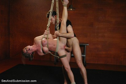 Photo number 7 from Madison Scott shot for Sex And Submission on Kink.com. Featuring James Deen and Madison Scott in hardcore BDSM & Fetish porn.