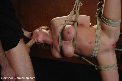 Photo number 8 from Madison Scott shot for Sex And Submission on Kink.com. Featuring James Deen and Madison Scott in hardcore BDSM & Fetish porn.