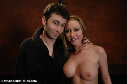 Photo number 15 from Madison Scott shot for Sex And Submission on Kink.com. Featuring James Deen and Madison Scott in hardcore BDSM & Fetish porn.