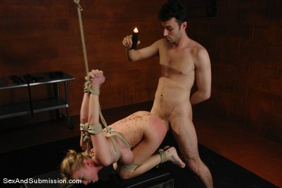 Photo number 12 from Madison Scott shot for Sex And Submission on Kink.com. Featuring James Deen and Madison Scott in hardcore BDSM & Fetish porn.