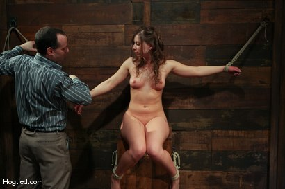 Photo number 14 from Amateur Casting Couch: Lauren Barnett shot for Hogtied on Kink.com. Featuring Lauren Barnett in hardcore BDSM & Fetish porn.