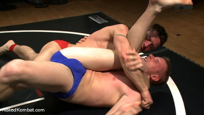 Photo number 1 from Dean Tucker vs Ridge Michaels shot for Naked Kombat on Kink.com. Featuring Dean Tucker and Ridge Michaels in hardcore BDSM & Fetish porn.