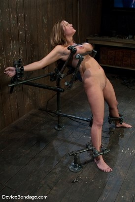 Photo number 1 from Trina Michaels   BOOMING!! shot for Device Bondage on Kink.com. Featuring Trina Michaels in hardcore BDSM & Fetish porn.