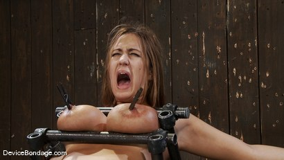 Photo number 4 from Trina Michaels   BOOMING!! shot for Device Bondage on Kink.com. Featuring Trina Michaels in hardcore BDSM & Fetish porn.