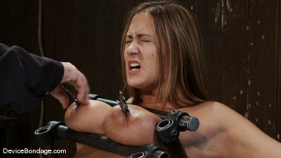 Photo number 6 from Trina Michaels   BOOMING!! shot for Device Bondage on Kink.com. Featuring Trina Michaels in hardcore BDSM & Fetish porn.