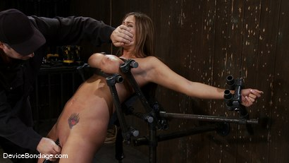 Photo number 7 from Trina Michaels   BOOMING!! shot for Device Bondage on Kink.com. Featuring Trina Michaels in hardcore BDSM & Fetish porn.